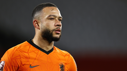 Memphis Depay will be keen to impress at Euro 2020