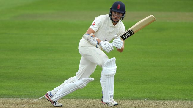James Bracey will take his spot behind the stumps