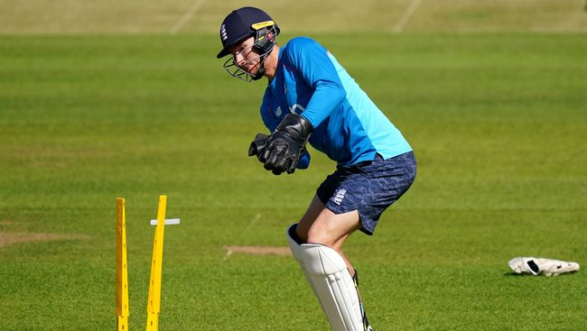 James Bracey is preparing to make his England debut as a wicketkeeper against New Zealand