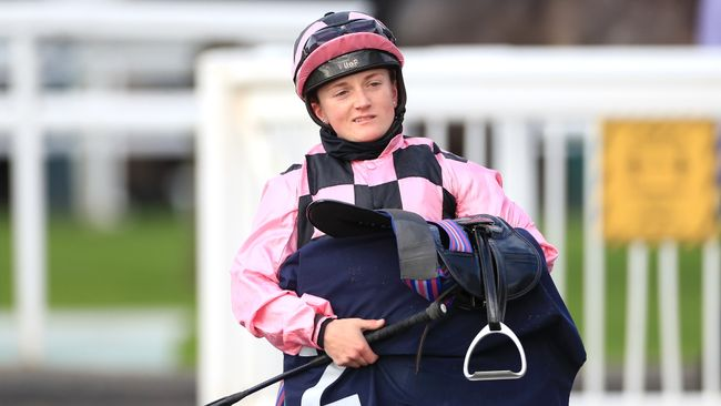 Hollie Doyle will hope for another winner at Nottingham