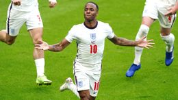 Raheem Sterling will be keen to add to his goal tally against Ukraine after scoring three at Euro 2020 so far