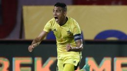 Captain Frank Castaneda has helped lead Sheriff Tiraspol into the Champions League group stage for the first time