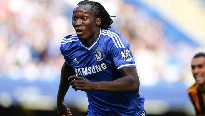 Romelu Lukaku found opportunities limited during his previous spell at Stamford Bridge