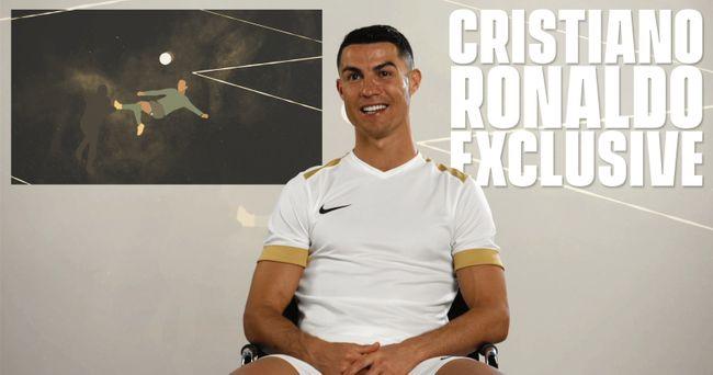 Cristiano Ronaldo is Official Global Brand Ambassador for LiveScore