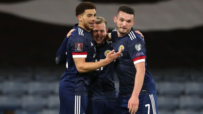 Scotland will be hoping to take Euro 2020 by storm