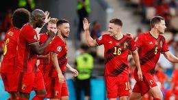 Belgium face Italy in the quarter-finals tonight