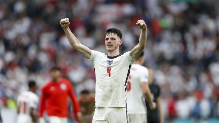 Is Declan Rice heading for Old Trafford this summer?