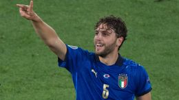 Italy midfielder Manuel Locatelli is attracting plenty of interest from across the continent after his Euro 2020 displays