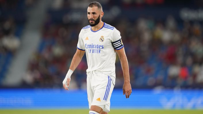 New Real Madrid captain Karim Benzema will be on the hunt for more Champions League glory