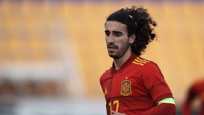 The signing of Spanish wing-back Marc Cucurella looks a shrewd bit of business by Brighton
