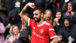 Bruno Fernandes has been Manchester United's leading light since his move