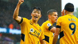 Hee-chan Hwang scored a brace in the victory over Newcastle