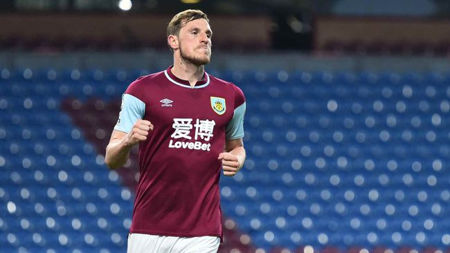 Burnley striker Chris Wood is in demand after another impressive goal return in 2020-21
