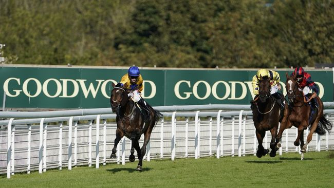 There's plenty of exciting action set to take place at Goodwood on Friday