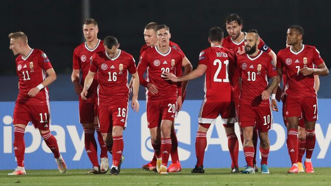 Hungary face a mammoth task to get past France, Portugal and Germany