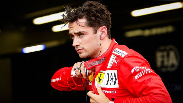 Ferrari's Charles Leclerc wasted pole position in Monaco
