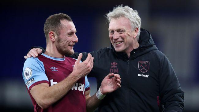 West Ham's Czech full-back Vladimir Coufal has thrived under David Moyes