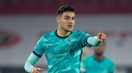 Ozan Kabak spent half of 2020-21 on loan at Liverpool
