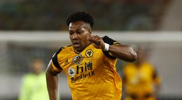 Adama Traore was one of the most progressive players for Wolves during the 2020-21 campaign