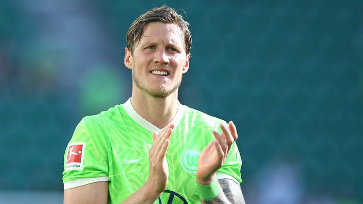 Wout Weghorst hit 20 goals in the Bundesliga last season and will be aiming to make his mark on the Champions League