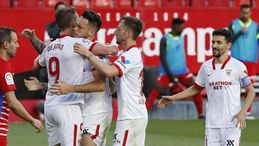 Sevilla have emerged as underdogs for the LaLiga title this season