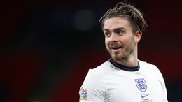 Jack Grealish continues to impress for England