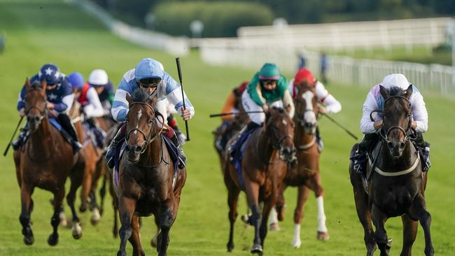 Patient Dream will be eyeing Epsom success