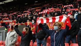 Liverpool fans will be back at Anfield for the start of the Premier League season