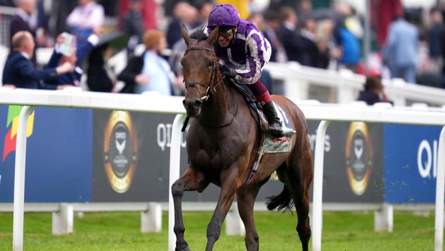 The Irish Oaks appears to be Snowfall's next target