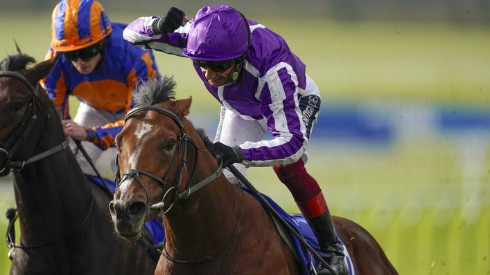 Winning the Arc would cement St Mark's Basilica reputation as one of the finest horses of his generation