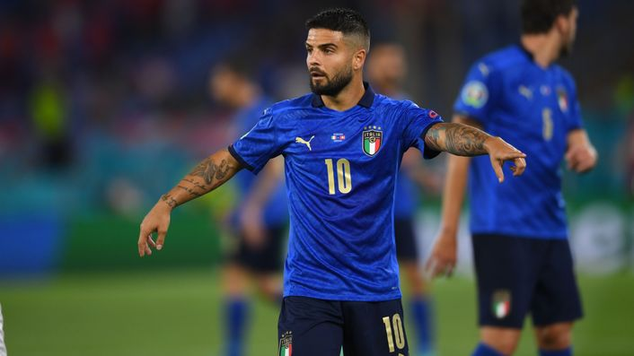Lorenzo Insigne could be on the move this summer after catching the eye at Euro 2020