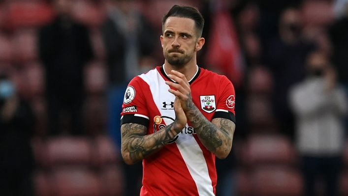 Danny Ings has turned down a contract at Southampton