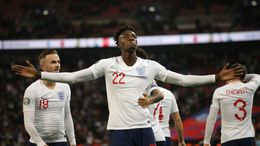 Tammy Abraham has earned a recall for England thanks to his impressive Roma form