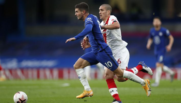 Pulisic has struggled to replicate the form of previous campaigns
