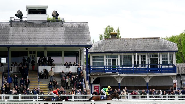 There's an exciting day of action ahead at Windsor