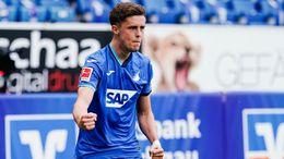 Hoffenheim's Austrian midfielder Christoph Baumgartner is a candidate to replace Gini Wijnaldum at Liverpool