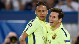 Paris Saint-Germain want to reunite Lionel Messi with Neymar