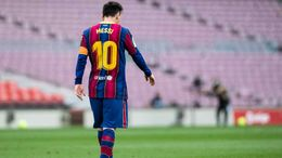 Lionel Messi has parted company with Barcelona after a 21-year association with the club