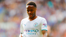 Raheem Sterling has started just two Premier League games for Manchester City this season but remains a key part of the England squad