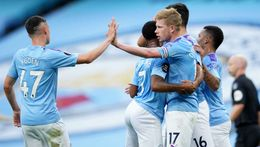 Manchester City can secure the Premier League title with a victory over Chelsea at the Etihad