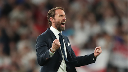 Gareth Southgate roars with delight as England book their Euro 2020 final spot