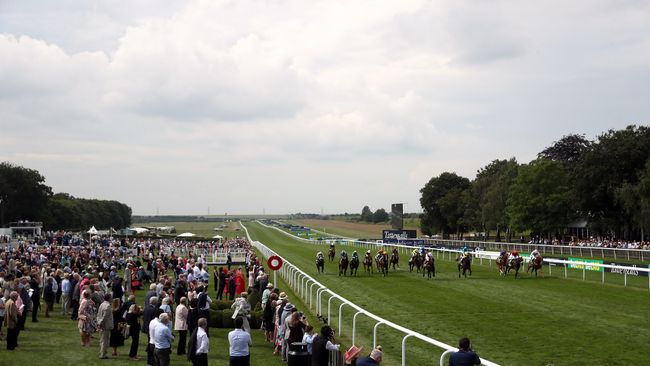 It's day two of Newmarket's July Festival