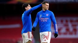 Hector Bellerin and Granit Xhaka are both headed for the exit door at Arsenal