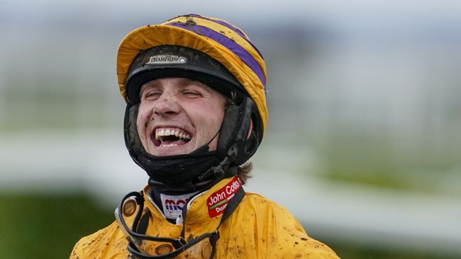 Harry Cobden is set to return at Newton Abbot