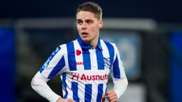 Joey Veerman looks set for a move to Scottish champions Rangers