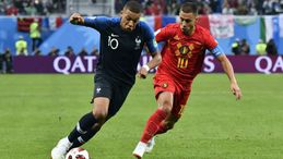 Kylian Mbappe's expected arrival in Madrid could end Eden Hazard's time at Real