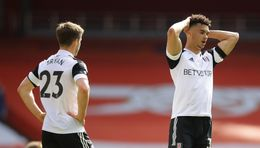 Fulham's time in the Premier League could come to an end tonight against Burnley