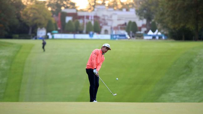 Young South African Garrick Higgo's stock continues to rise rapidly after another dominant European Tour win