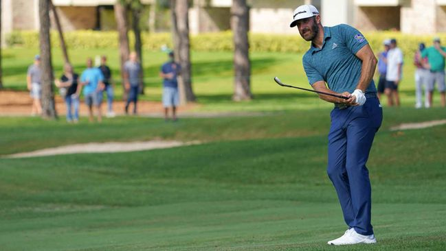 Dustin Johnson will continue his quest to rediscover his best form at this week's AT+T Byron Nelson