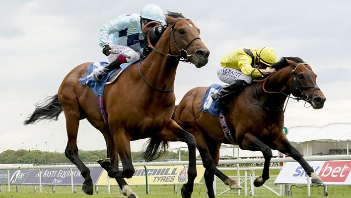 Starman landed the July Cup for Tom Marquand and Ed Walker
